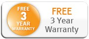 OKI printers are manufactured to the highest standards of quality and technology, which is why we are offering an extension to the standard 1 year warranty period to 3 years – absolutely free!* Simply register your product within 30 days of purchase to benefit from our free 3 year on-site, or return to base warranty.
